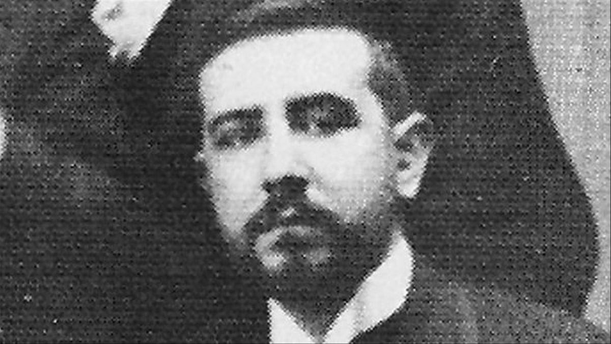 Ramón Núñez hacia 1894