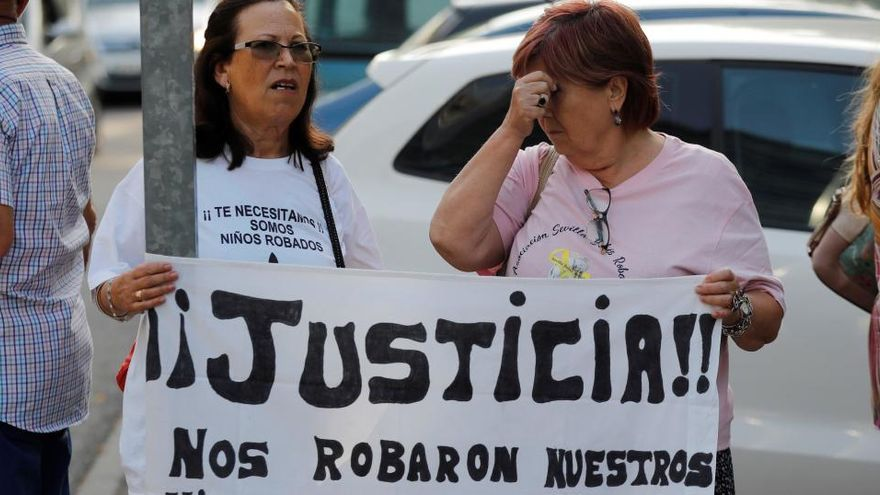 El Supremo admite a trámite el primer recurso de España por el caso de un bebé robado