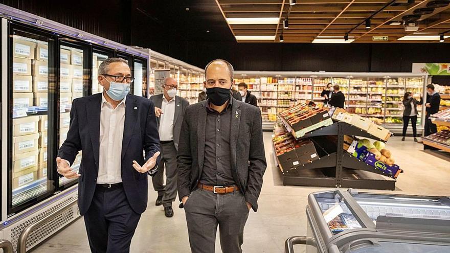Gros Mercat inverteix 3,3 milions d'euros en un nou establiment a Manresa