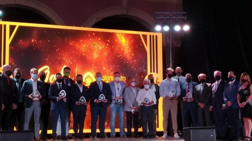 Doble premio para el Unicaja en la 4ª Gala Anual de la Federación Andaluza de Baloncesto