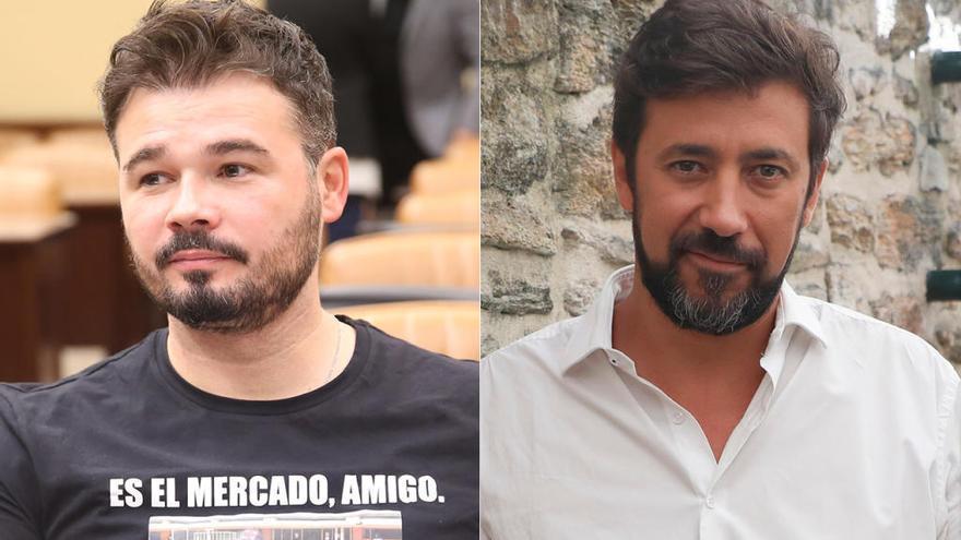 La comisión del Alvia, escenario de un nuevo incidente con Gabriel Rufián