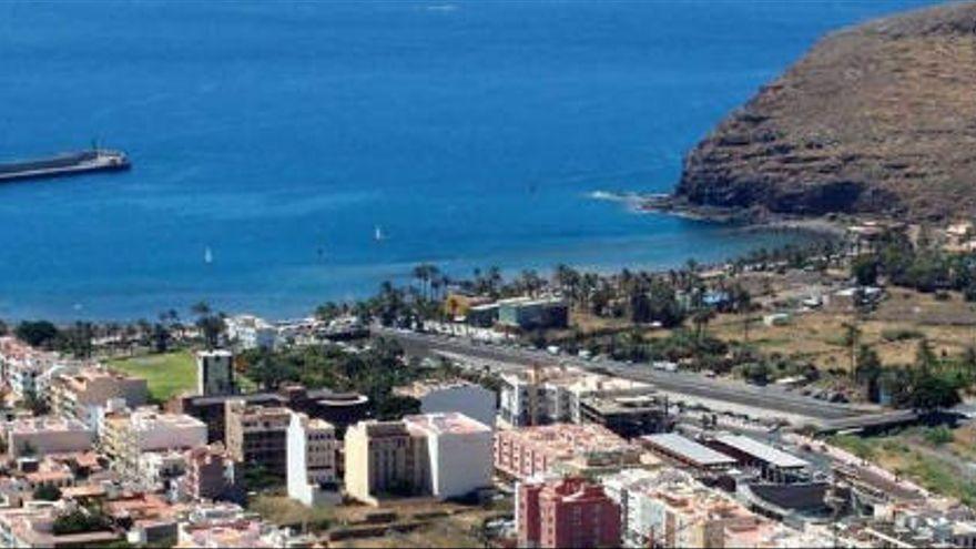 La Gomera cierra este sábado la vía GM-2 este sábado entre San Sebastián y El Camello