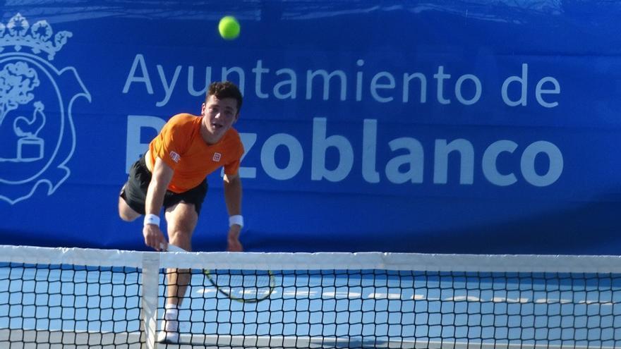 Dos españoles pelearán en la ronda decisiva de la previa de Pozoblanco