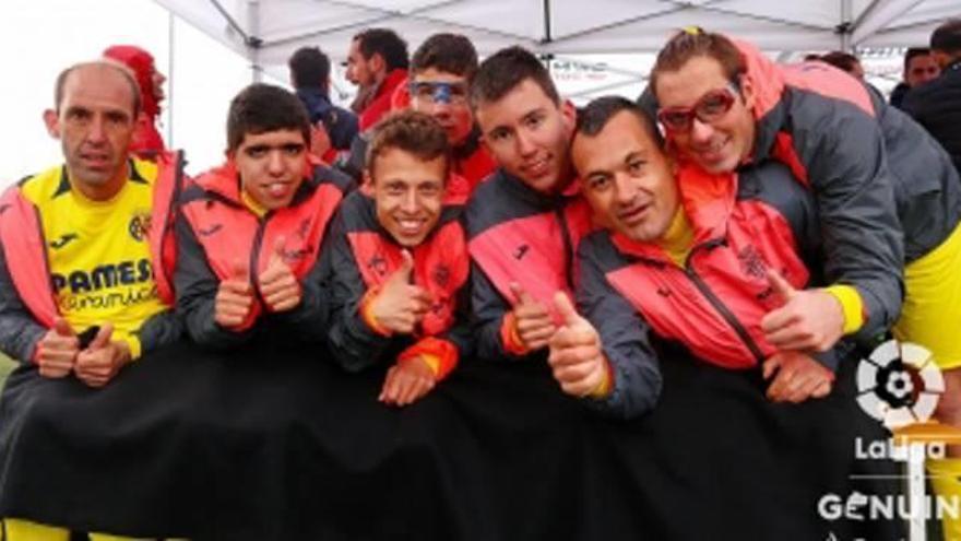 Gran jornada en Vallecas del EDI del Villarreal