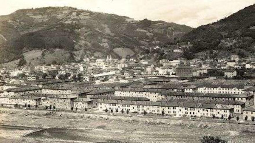 'Conseguir un techo.De la vivienda obrera a la vivienda social en Asturias'