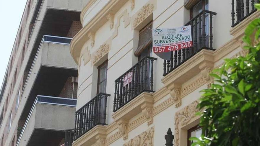 Más de medio centenar de familias de Córdoba se benefician de ayudas al alquiler de la Junta por el covid