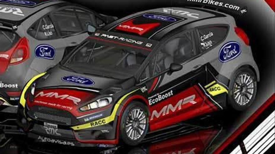 Los R5 medirán sus fuerzas en el Rally Sierra Morena