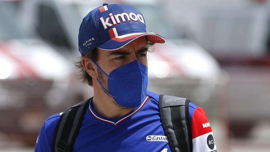 Fernando Alonso, la leyenda continúa