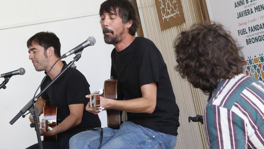 Lori Meyers presenta el festival cordobés Medina Sonora