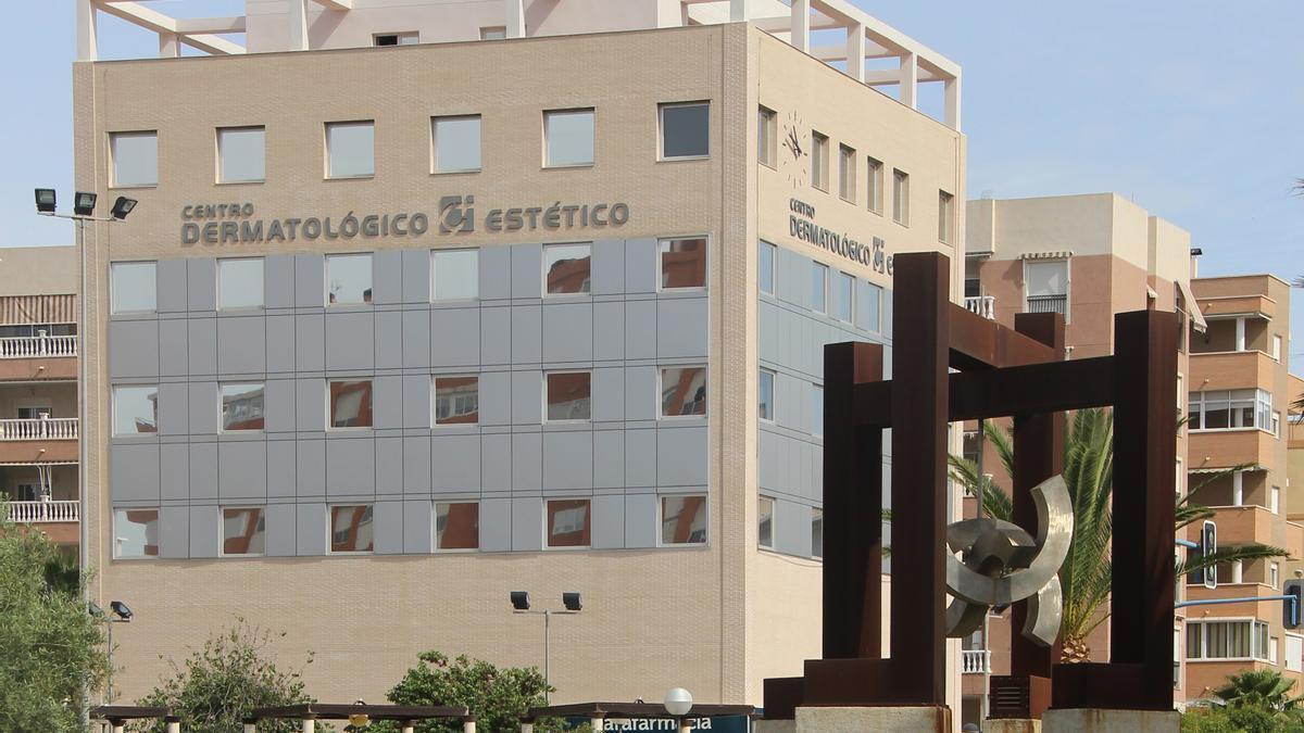 Instalaciones de Centro Dermatológico Estético en Alicante
