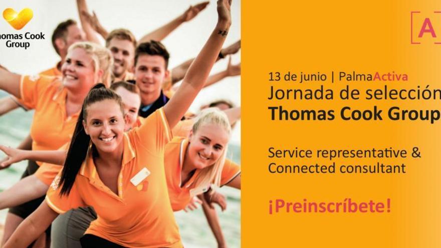 Palma Activa vermittelt Jobs für Thomas Cook auf Mallorca