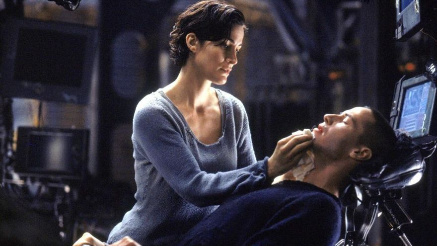 """Keanu Reeves: """"'Matrix 4' es una inspiradora historia de amor"""""""