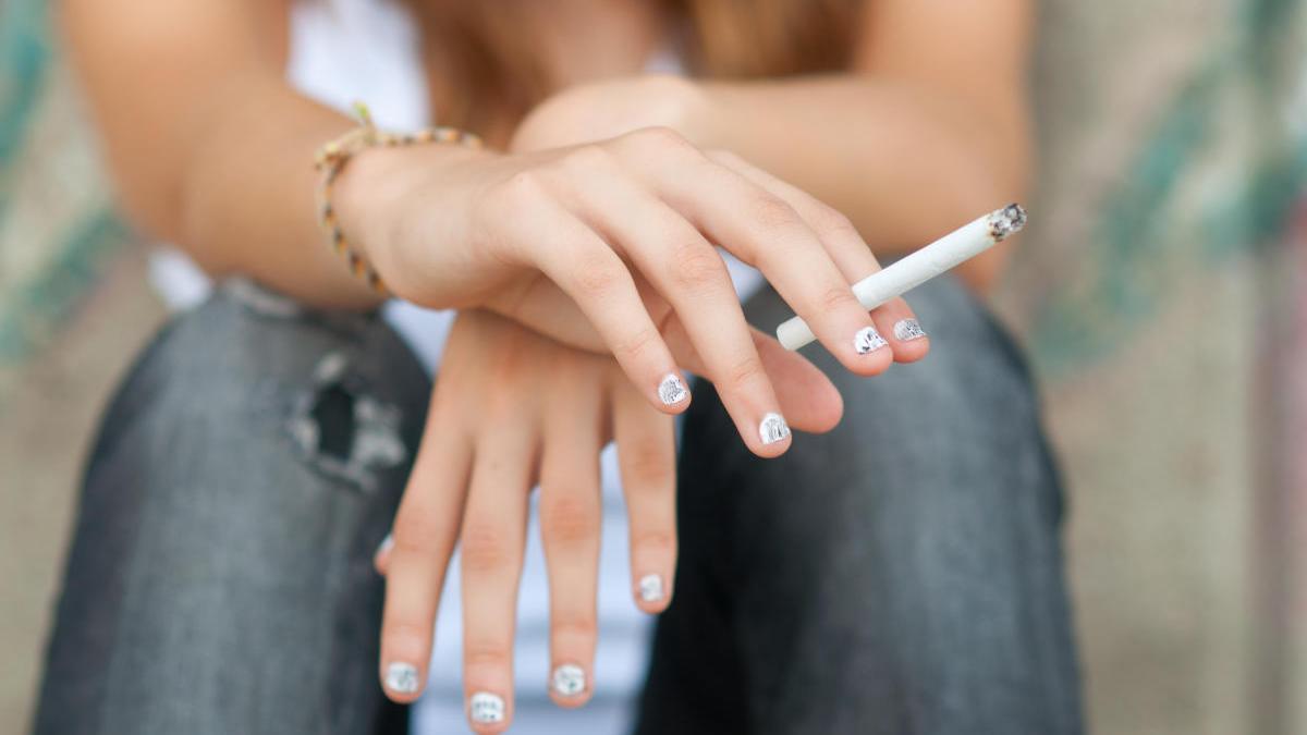 Más de 40 millones de jóvenes entre 13 y 15 años consumen tabaco.