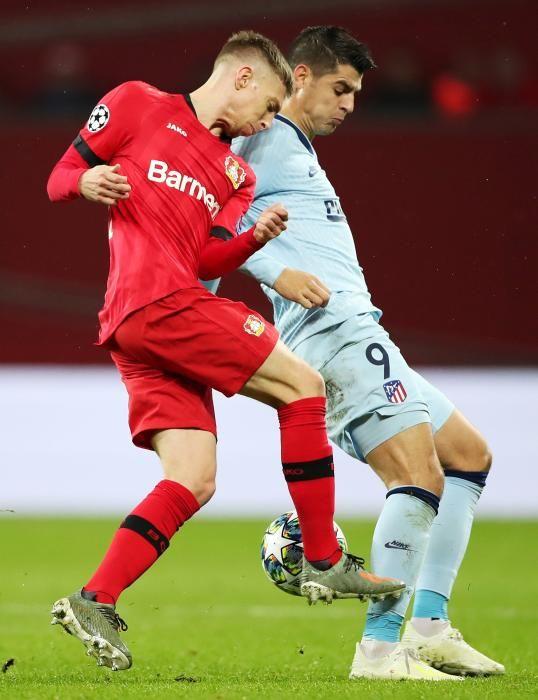 Bayer Leverkusen - Atlético de Madrid