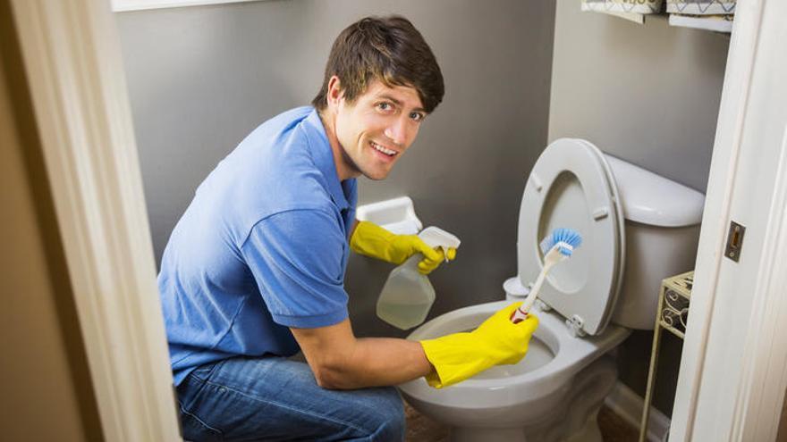 Cinco Trucos Para Limpiar El Baño