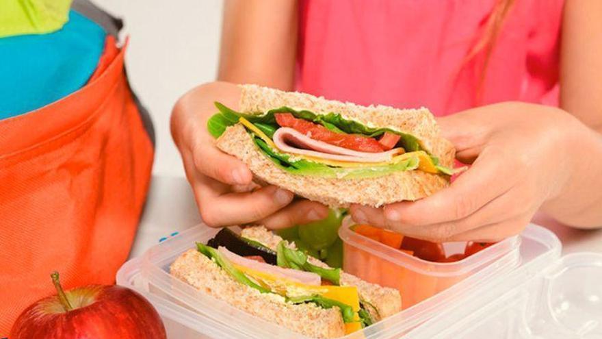 Farmacéuticos de Castellón: Por un almuerzo saludable en los colegios