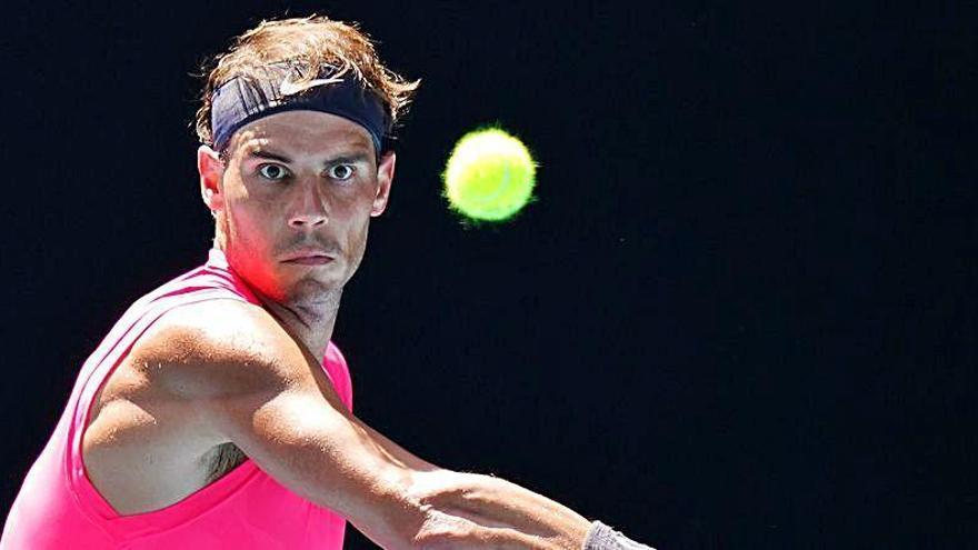 Los tenistas españoles conocen a sus primeros rivales