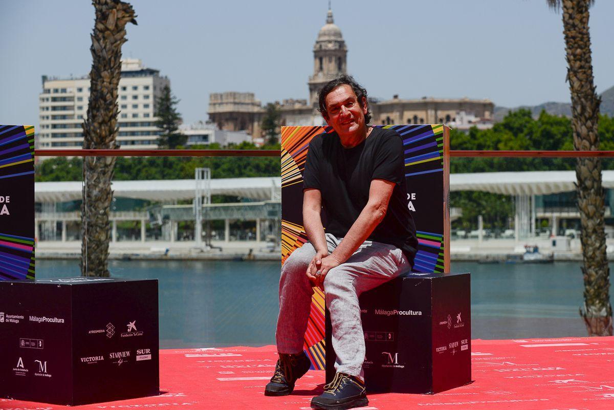 Agustí Villaronga presenta 'El ventre del mar' en el Festival de Málaga