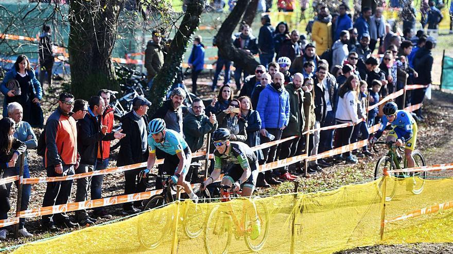 Pontevedra, referencia en el ciclocross europeo