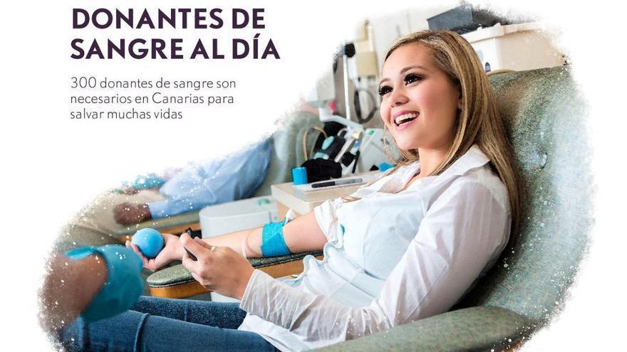 El ICHH presenta su nueva campaña de donación de sangre