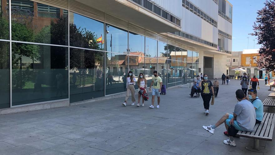 Cs rechaza que el Punto de Encuentro Familiar se reubique en los bajos del Ayuntamiento de San Vicente