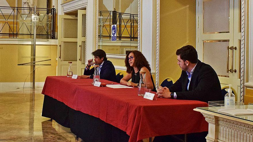 El Principal de Alicante celebra su 174 aniversario con Ainhoa Arteta