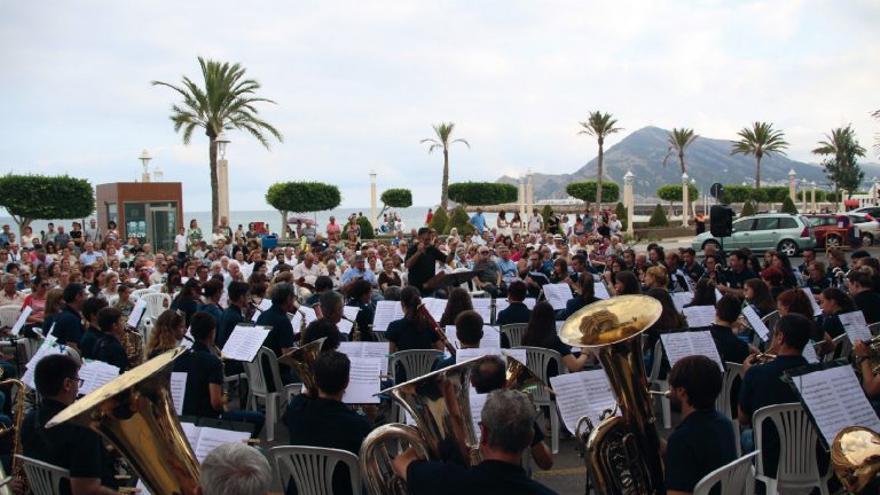 Concert en honor a Santa Cecília