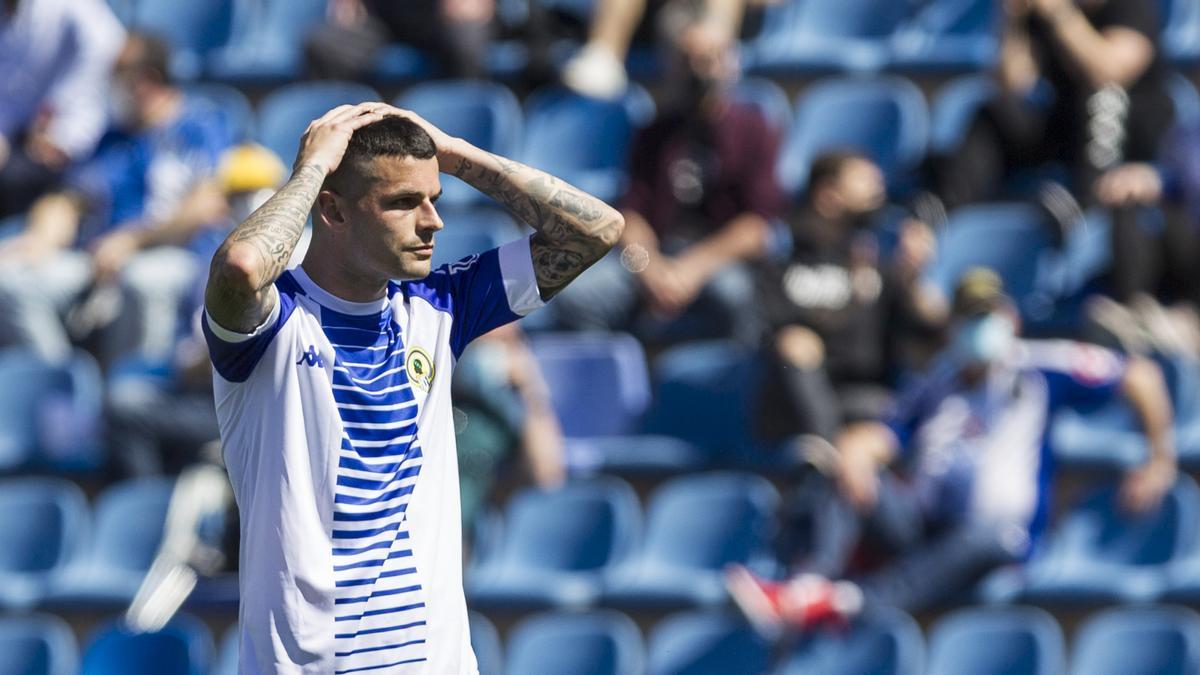 El partido aplazado frente al Lleida se disputará el día 19 de mayo