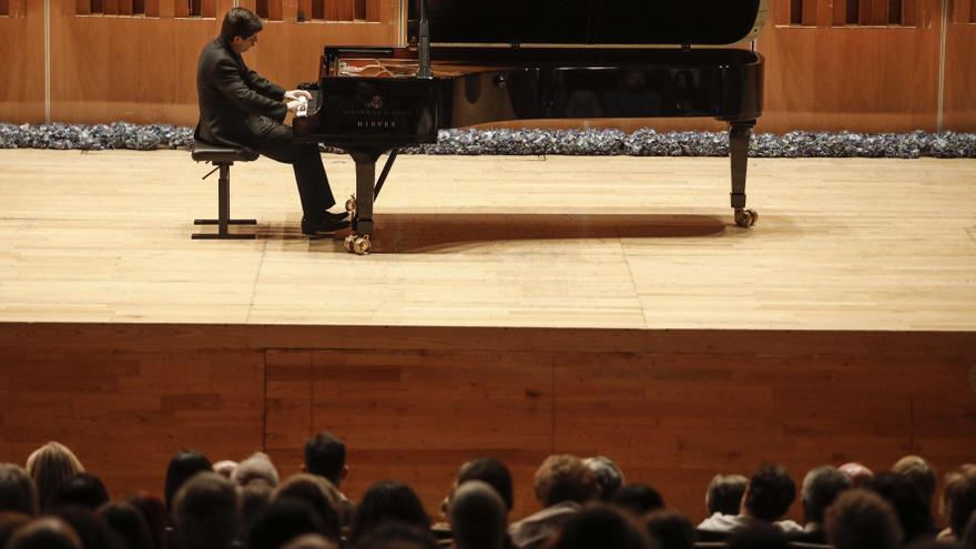 Anulado el recital de la pianista Alexandra Dovgan en Oviedo