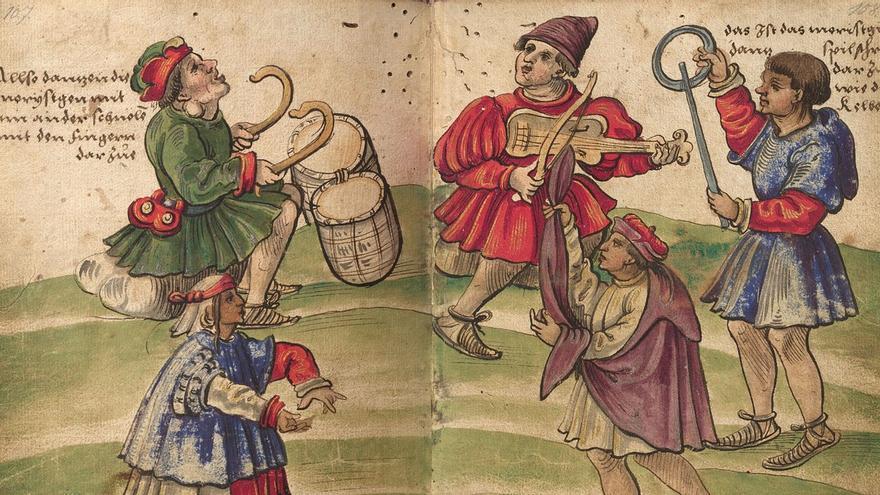 El morisc que portà la seua música a Alaquàs