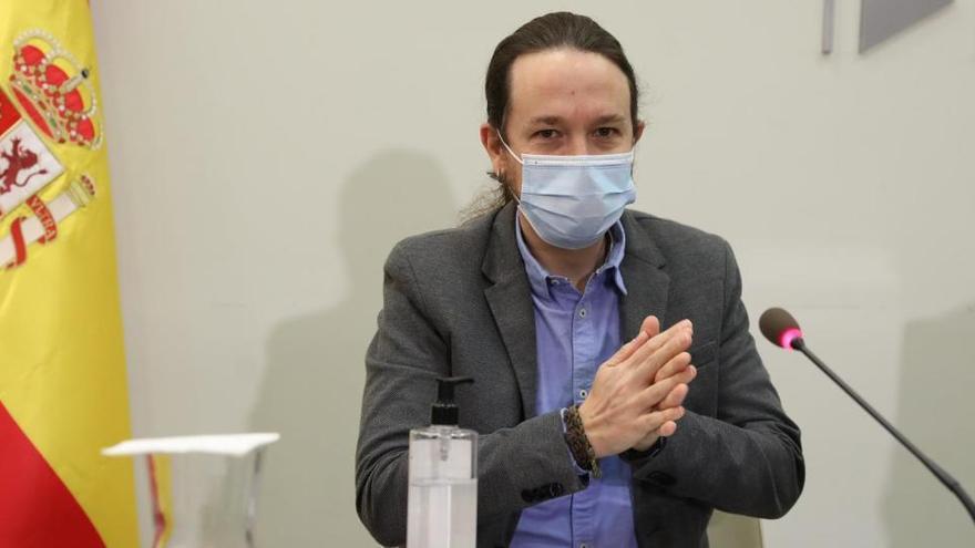 El Supremo archiva la querella de Villarejo contra Iglesias por el caso Dina