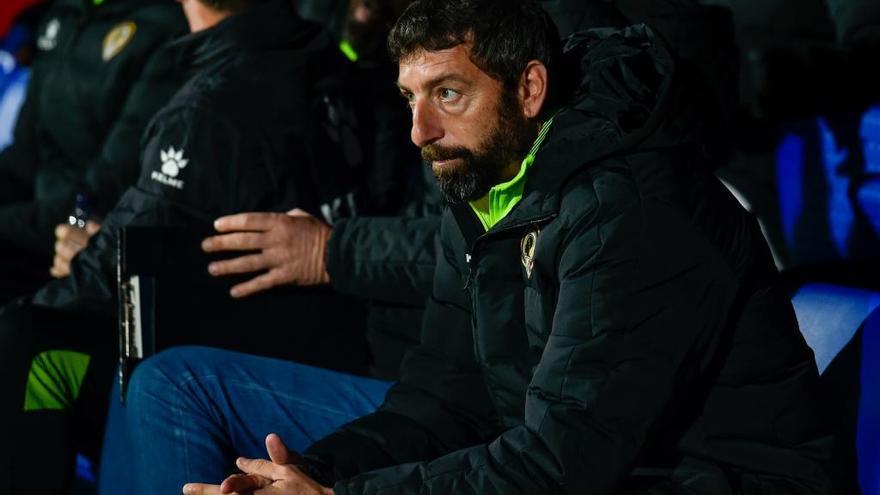 «Hay que hacer bueno este punto ganando al Andorra»