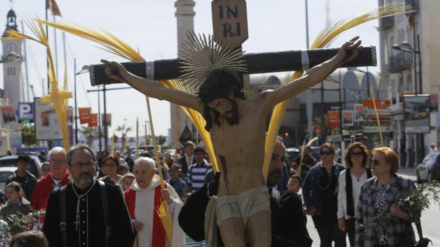 La Semana Santa Marinera cancela actos hasta el 2 de abril