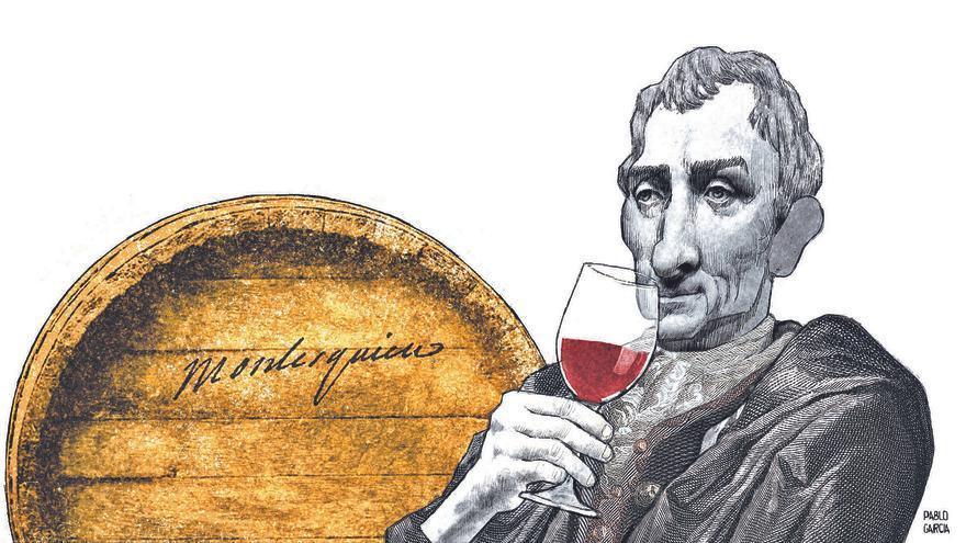 ¡Viva Montesquieu!