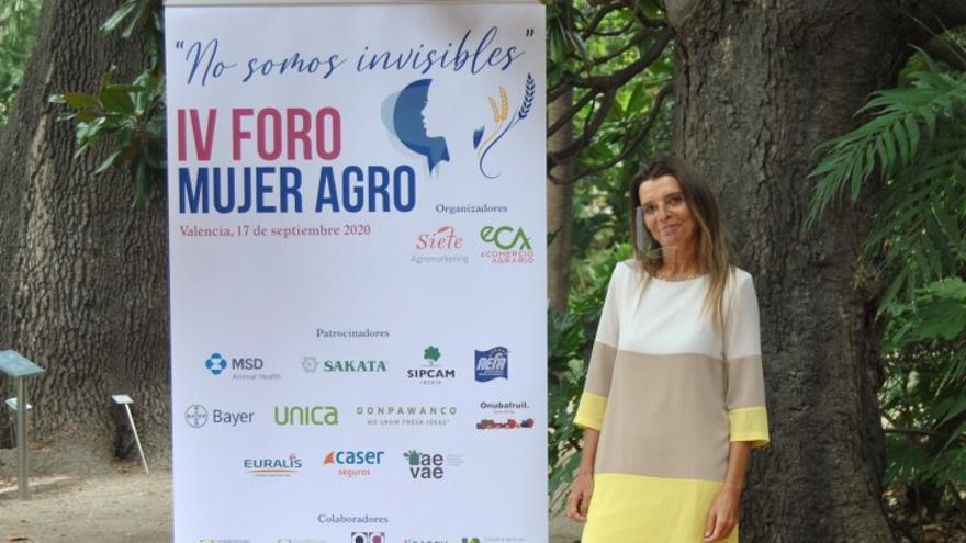 Pilar Gallego: 'Falta concienciación y cambio cultural para lograr la igualdad de la mujer en el sector'