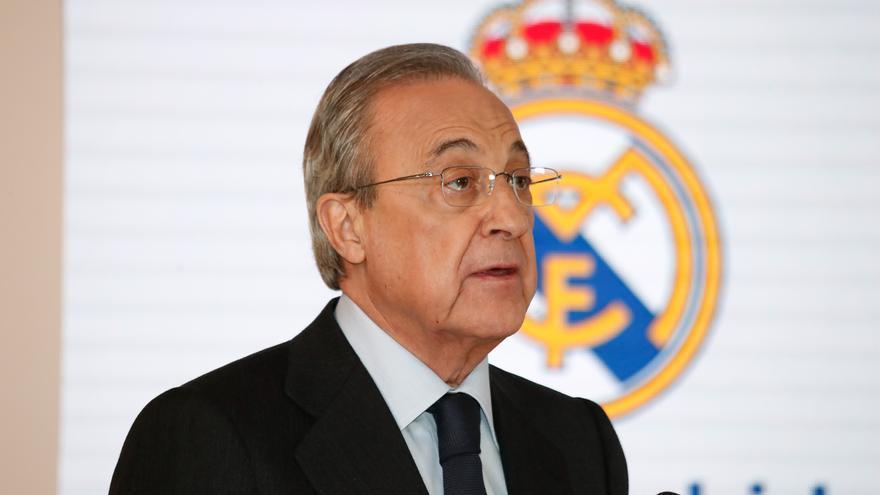 El Real Madrid se querellará contra Tebas y el fondo CVC