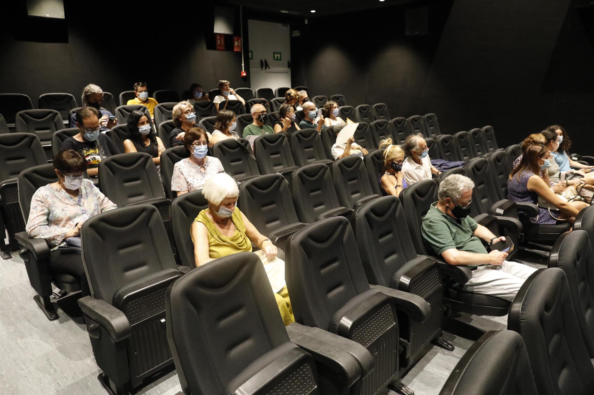«Annette» és la pel·lícula més vista al Truffaut des de l'esclat de la pandèmia