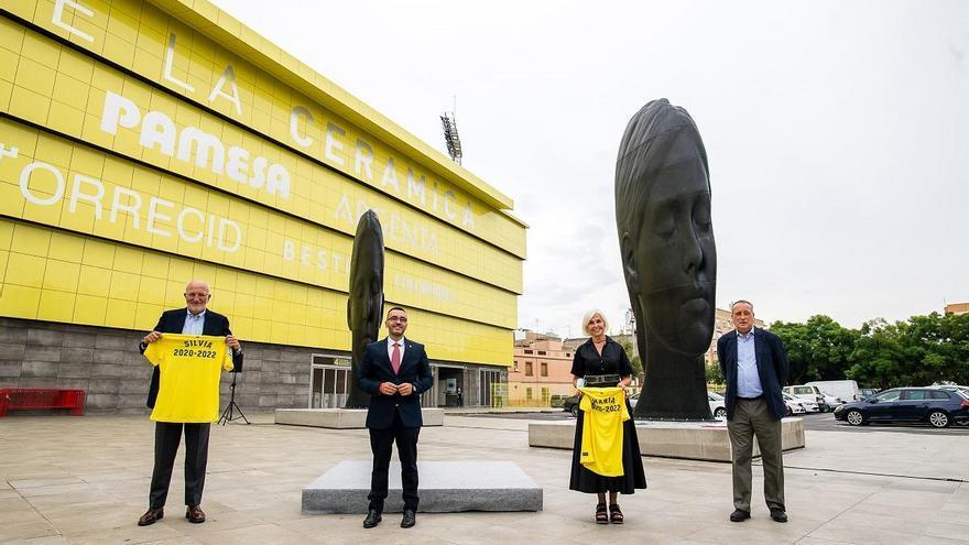 Las obras de Jaume Plensa ya están en Vila-real