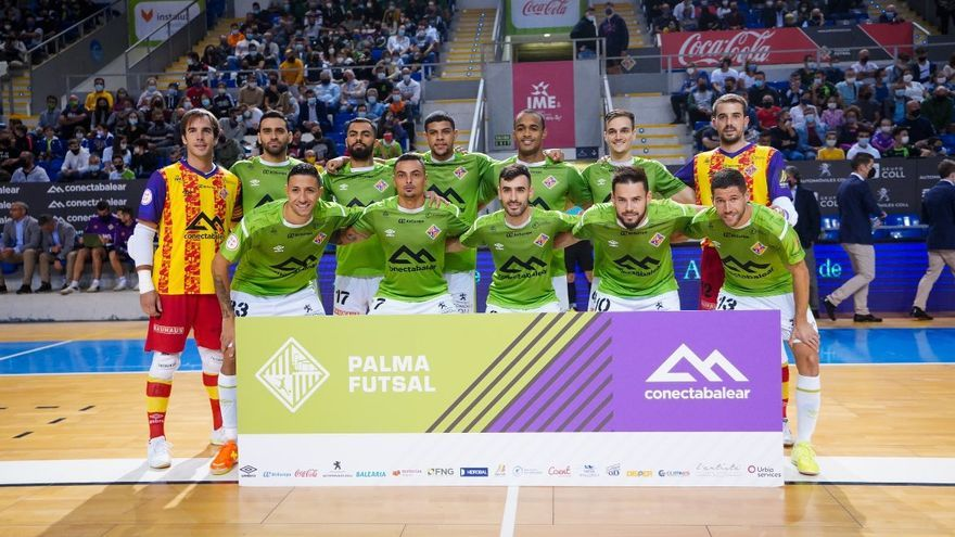 El Palma Futsal cede el triunfo y el resto de favoritos no perdonan