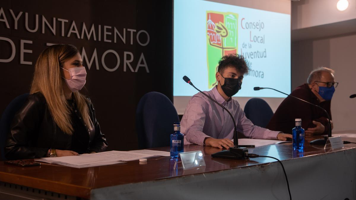 López, Gestoso y Strieder, en La Alhóndiga.