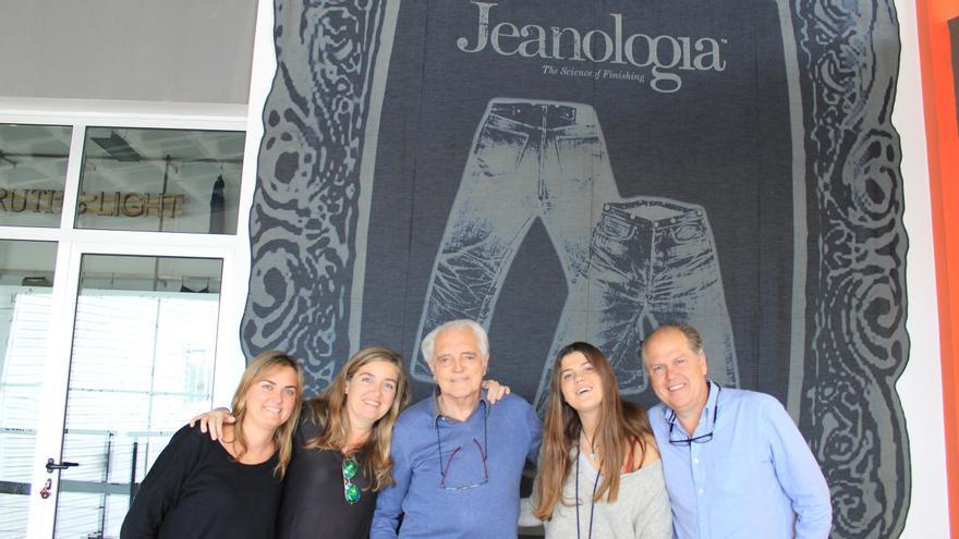 Fallece a los 85 años el fundador de Jeanologia, José Vidal