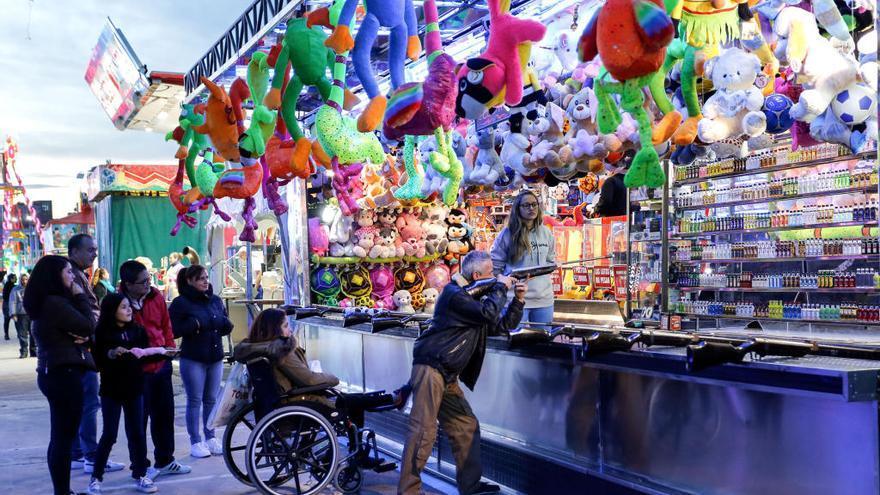 Consulta el horario de la Feria de Atracciones, día a día
