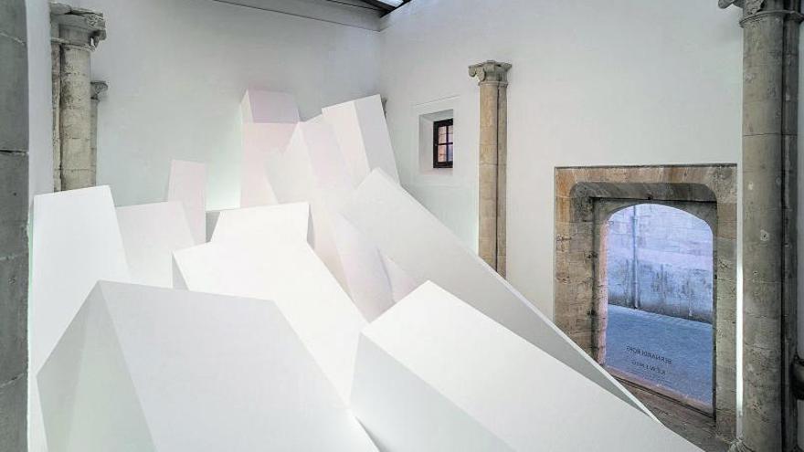 Arte crítica | Entrar (literalmente) en la luz
