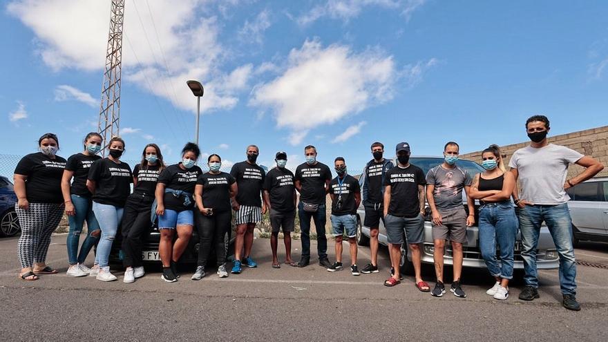 Santa Cruz de Tenerife pide al Gobierno parar el desahucio de El Tablero