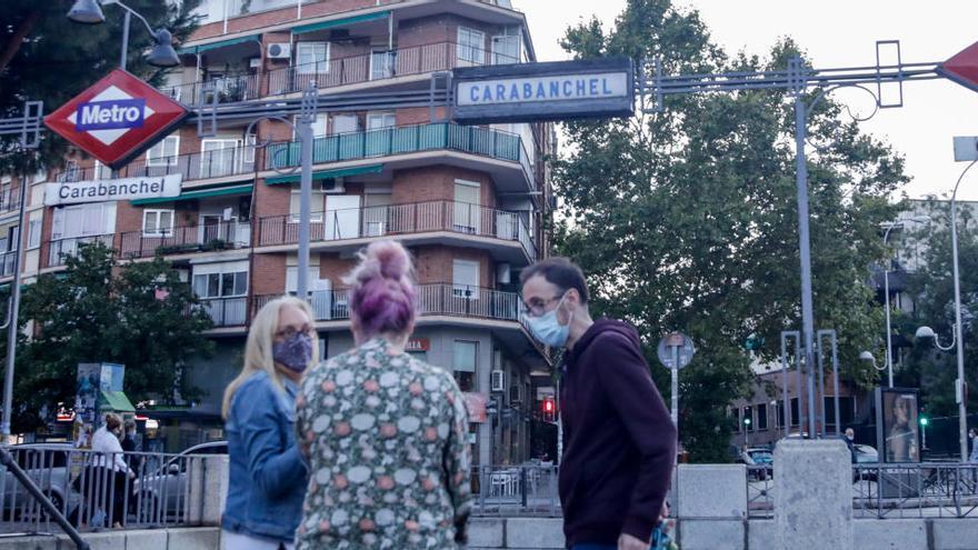 Madrid sigue a otras 11 comunidades que confinaron municipios contra la COVID