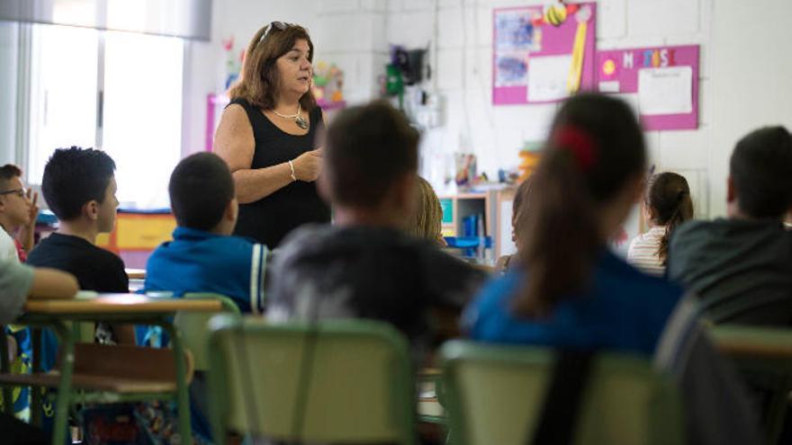 El número de estudiantes repetidores de Canarias solo lo supera Colombia