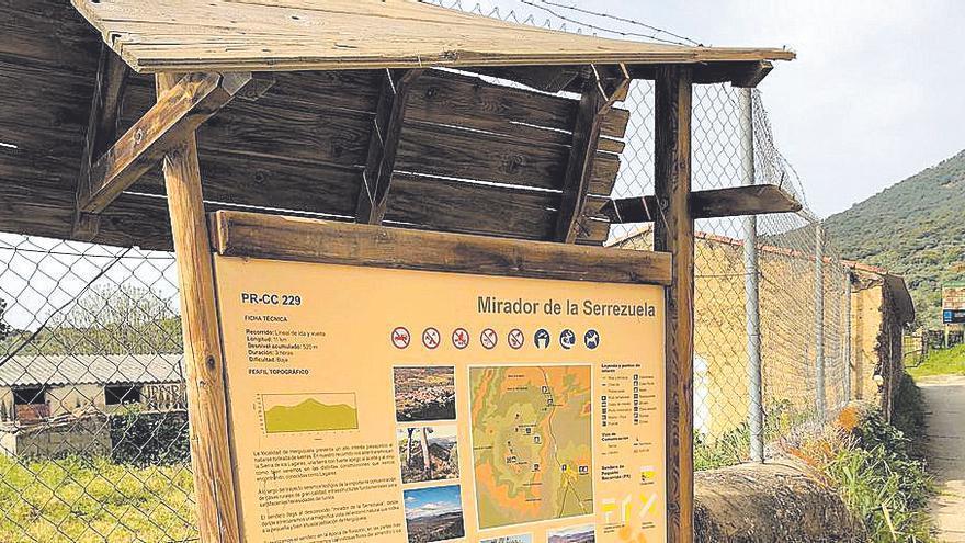 Herguijuela, cuna del turismo natural