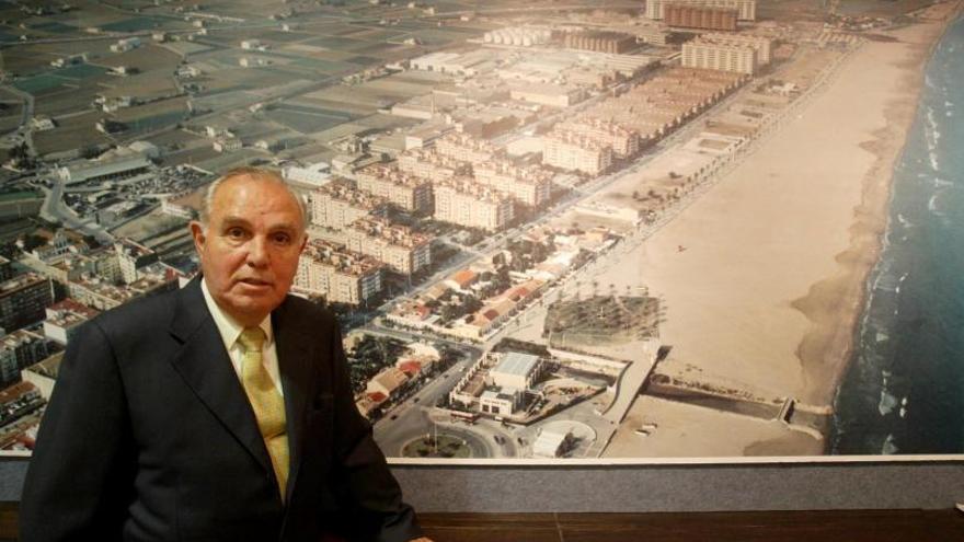 Bautista Soler, de rey del ladrillo a protagonista de la burbuja inmobiliaria