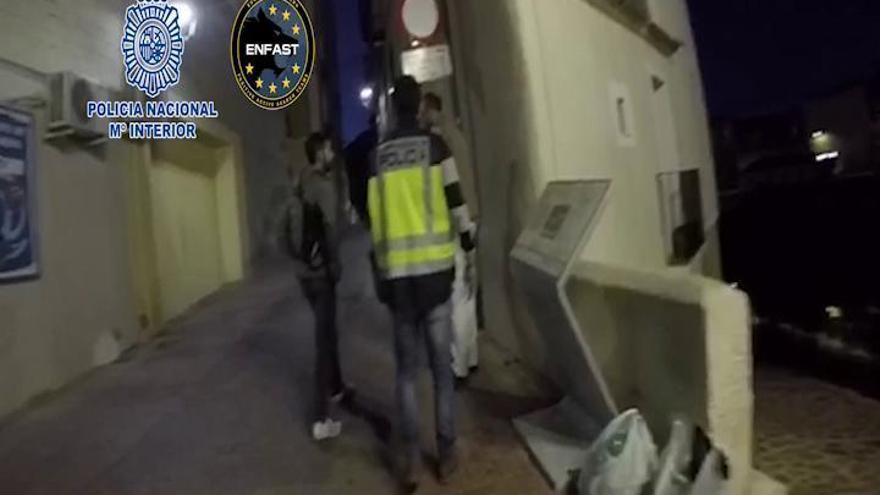 Detenido un fugitivo en la Vila Joiosa buscado por un atraco en que murió un baloncestista