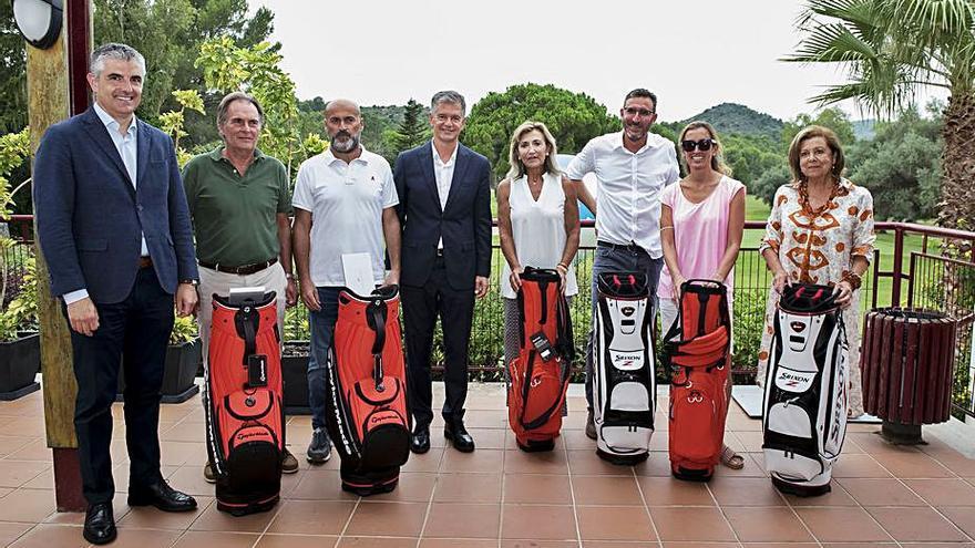 CaixaBank, con el mejor golf amateur
